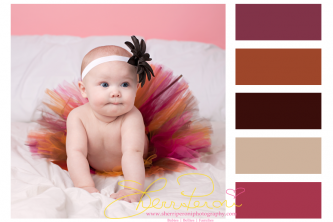 Mila's Fall Colour Palette