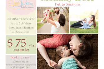 Mommy & Me Petite Mini Sessions